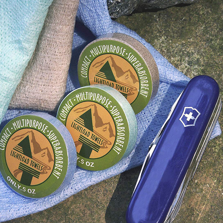 Hiking towel