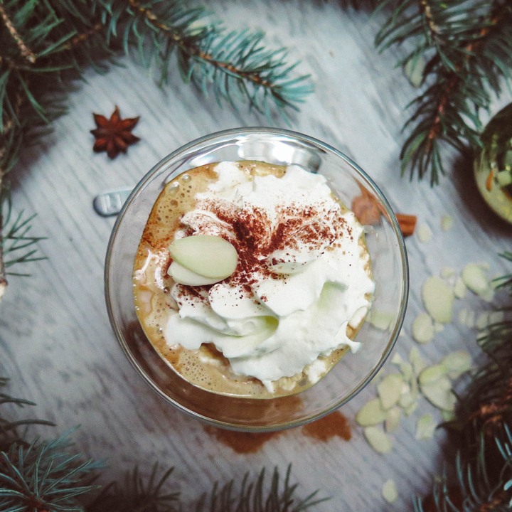 Traditional Holiday Drinks