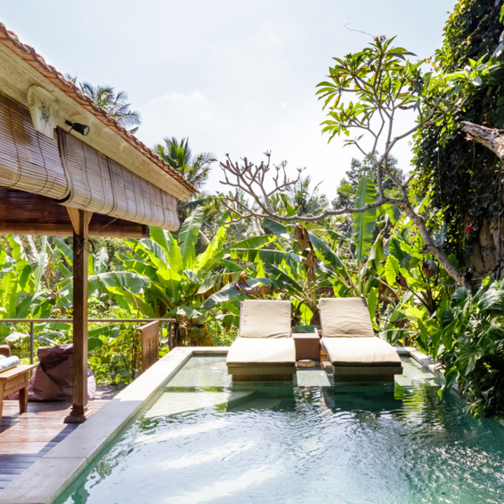 Cozy Villa in Ubud