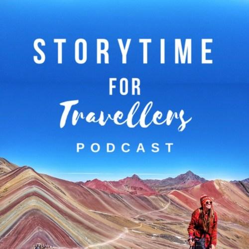 travel podcast