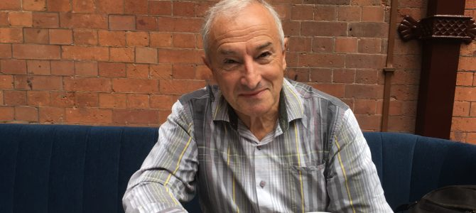 A Day In The Life Of… Jim Rosenthal, ITV Sports Presenter