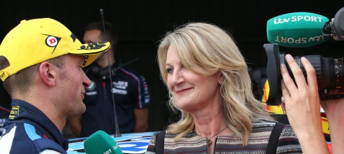A Day In The Life Of… Louise Goodman, ITV's Pit-Lane Reporter