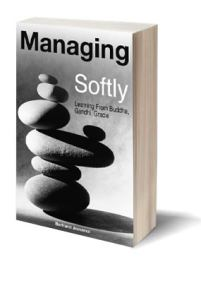 Couverture du livre Managing Softly de Bertrand Jouvenot