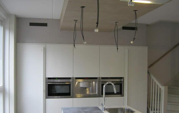 Italiaanse design keuken Snaidero te Ede  projekt 532