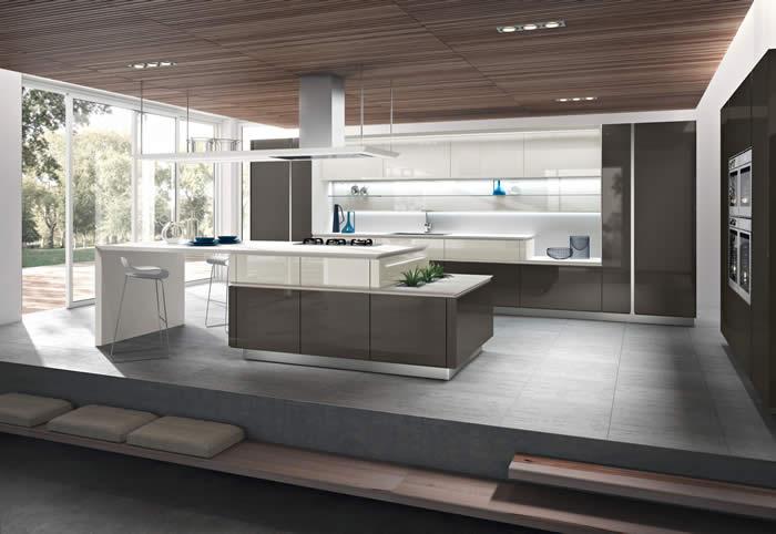 Snaidero Concept Store  stijlvolle designkeukens