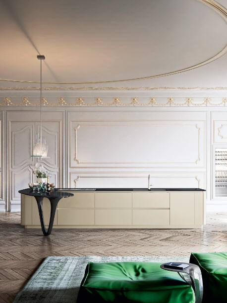 Blog over Italiaanse Design Keukens Nieuwe Italiaanse