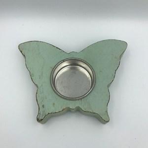 Waxinelichthouder vlindermodel