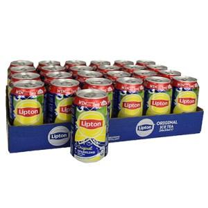 Lipton ice tea 24x33cl.