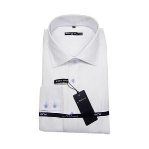 Overhemd milano wit