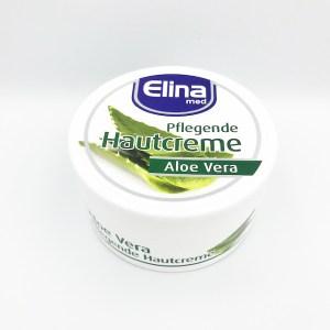 Elina huidcrème, Aloe Vera, pot 150ml.