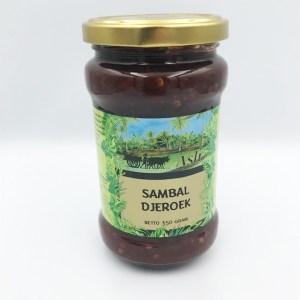 Sambal Djeroek pot 350 gram