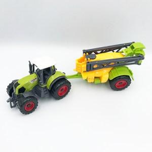 Tractor spuit geel