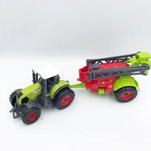 Tractor spuit
