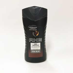 Axe douchegel dark temptation chocolate 250 ml.