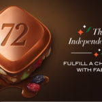 72nd Independence – Chocolatic representation