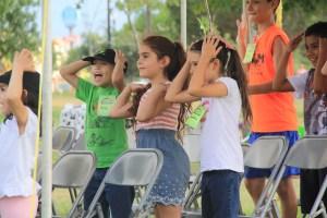 Niños en el Municipio de Guadalupe