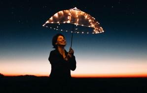 En un mundo negativo, necesitas mantener la fe