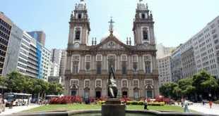 Igreja Católica RJ - Nossa Senhora da Candelária