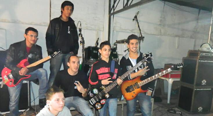 Banda Guerreiros da Fé