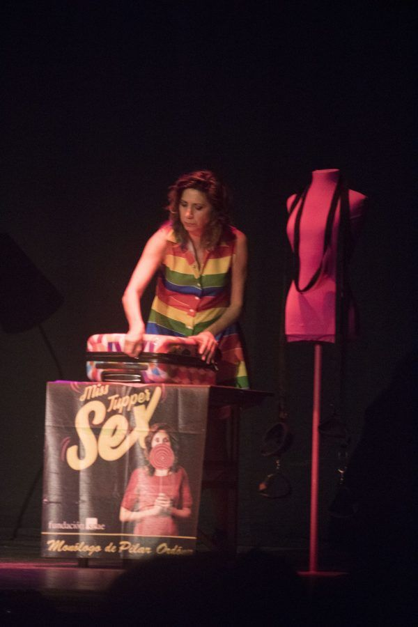 "Crítiques: ""Miss Tupper Sex"" de Pilar Ordóñez"