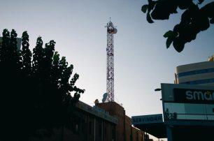 Torre telecomunicaciones Televisión Murciana