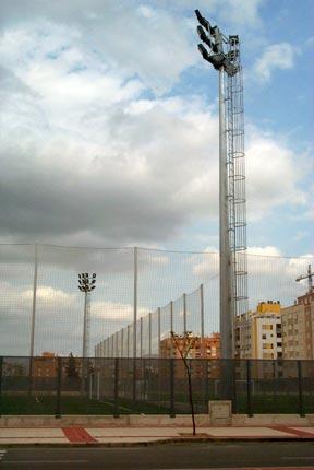Polideportivo - Ronda Sur (Murcia)