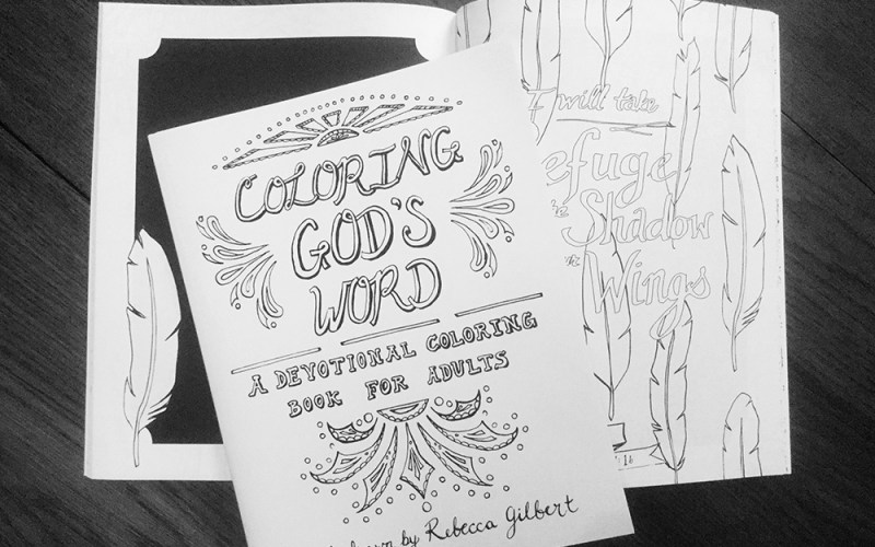 Coloring God's Word