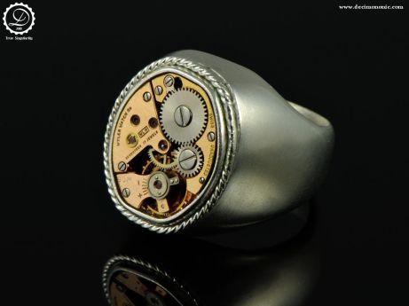 Decimononic - Time Seal Ring
