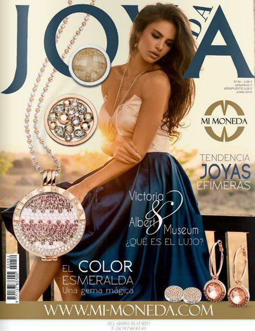 Revista Joya Moda - Numero 52 junio 2015