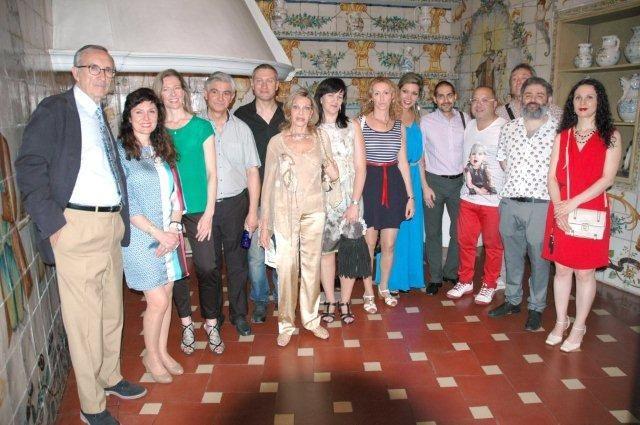 b7582d0f0b64 Inauguración Exposición 20 Años de Joya de Autor en España ...