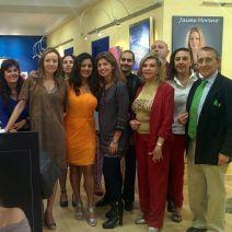 Encuentro con Reena Ahluwalia en la Galería de Laura Márquez