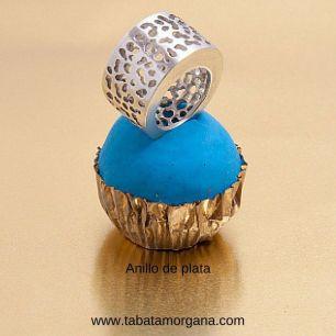 Tabata Morgana - Anillo de plata