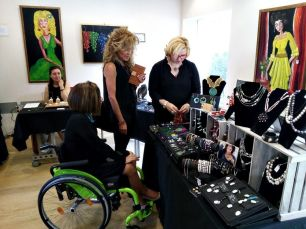 Exposición de joyería de autor