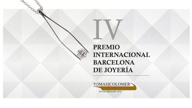 IV Premio Tomás Colomer
