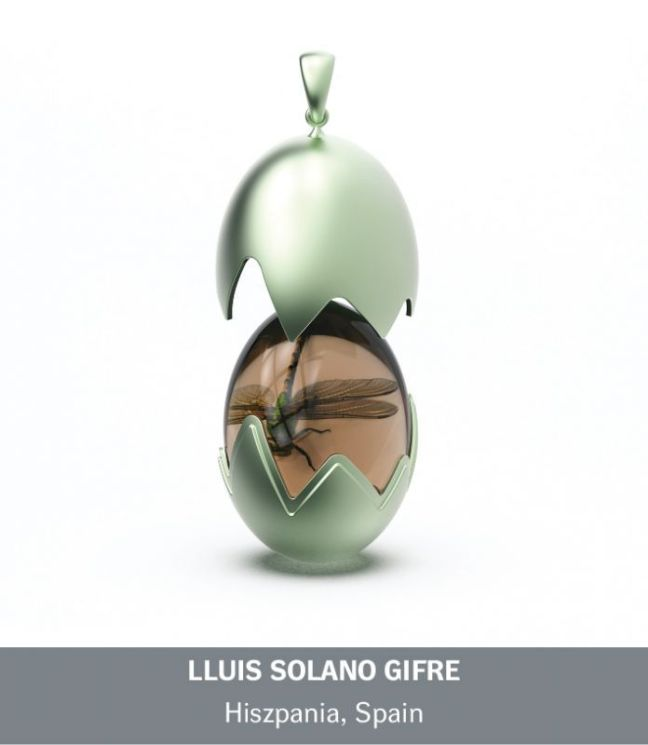 Amberif Design Award 2018 - Lluis Solano