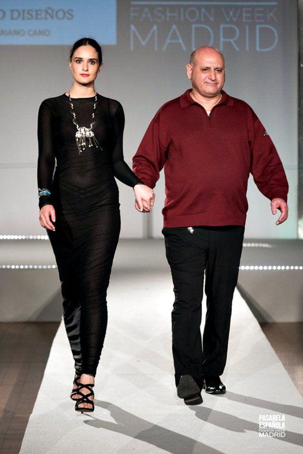 Mariano Cano de Kano Diseños Joya en Pasarela Española Fashion Week 2018