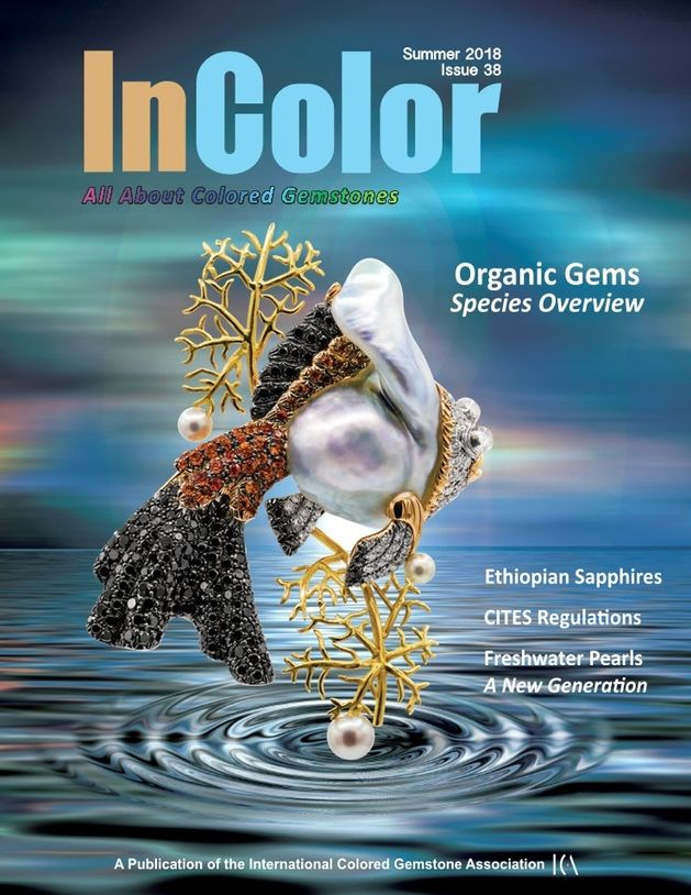 Revista InColor - Número 38 - International Colored Gemstone Association