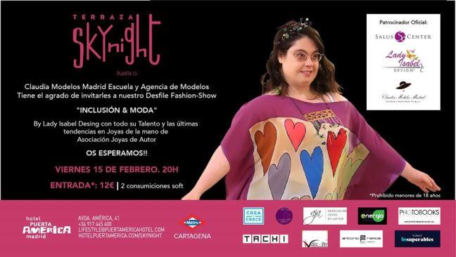 Desfile Inclusión y Moda 2019 - Joyas de Autor
