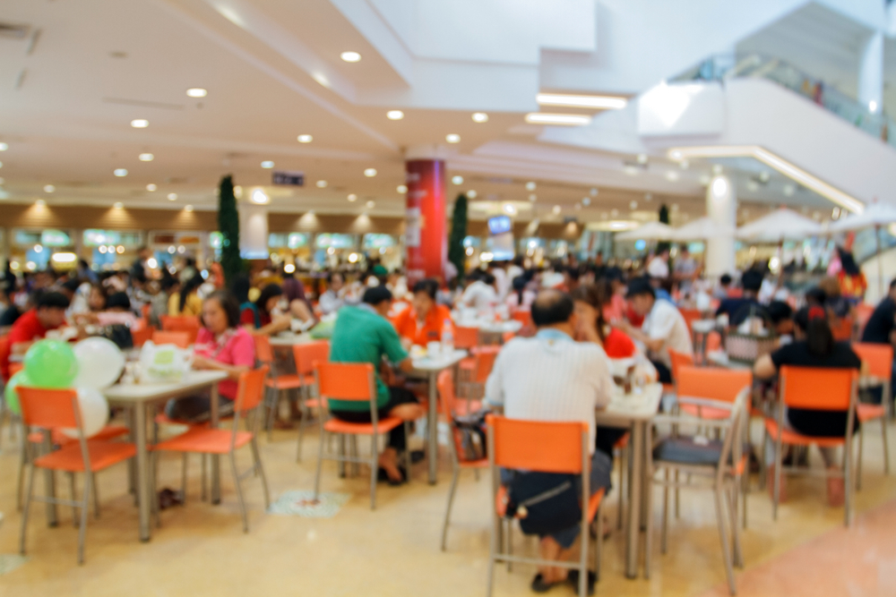 The Best Picks at the Mall Food Court  Joy Bauer