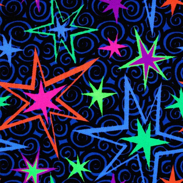 Big Bang Fluorescent Tile Carpet Tile  Joy Carpets