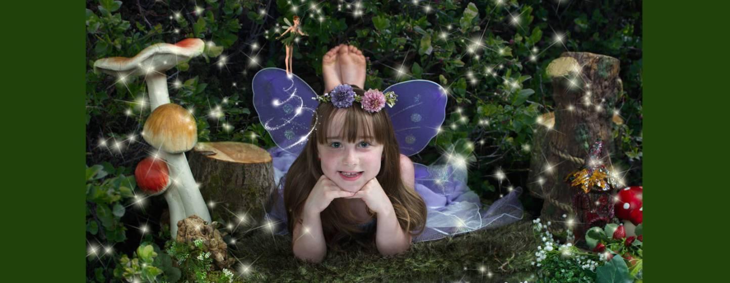 Jenna's Fairy Adventure