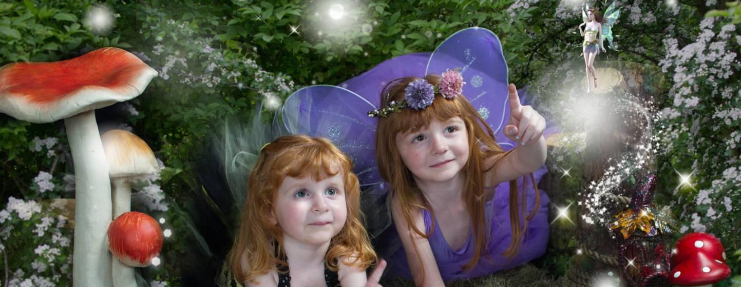 Callie and Libby Fairies