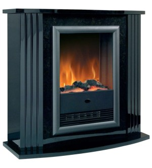 Dimplex Fire Suite MZT20  Black