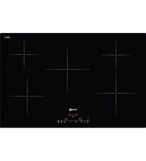 NEFF EXTRA WIDE INDUCTION HOB BLACK CERAMIC GLASS T41D82X2