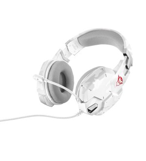 Trust GXT 322W Gaming Headset – White Camouflage 20864