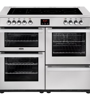 Belling Cookcentre 100cm All Electric Range Cooker 100E