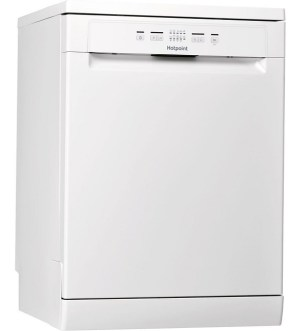 Hotpoint Freestanding 13 Place Dishwasher White HFC2B19