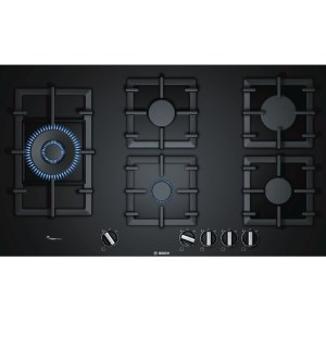 BOSCH SERIE 6 GAS HOB WITH FLAMESELECT PPS9A6B90
