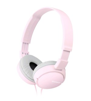 Sony MDR-ZX110 Supra-aural closed-ear Headphone Pink