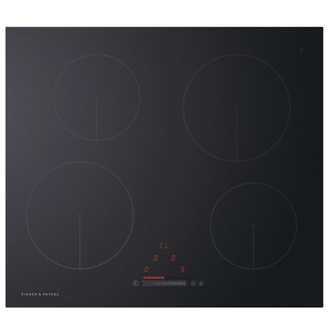 Fisher & Paykel 4 Zone Induction Hob CI604CTB1